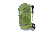 Salewa PEUTEREY 42+ BP dark lime